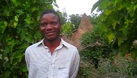 Lingston Kulinji, Field Officer Active Aid in Africa in Ngona, Malawi