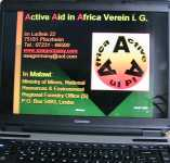 CI von Active Aid in Africa