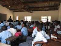 Active Aid in Africa zu Besuch in der Mpatsa High School